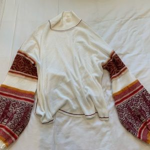 Free People Knit Sweater